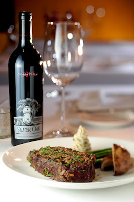 Wine & Steak