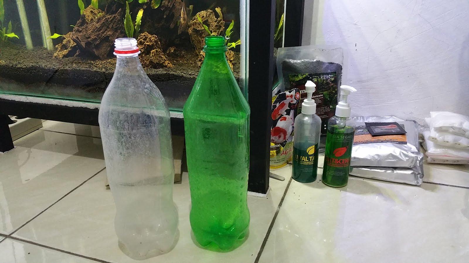 Cara Membuat CO2 DIY untuk Aquascape Ragul dan Cisod
