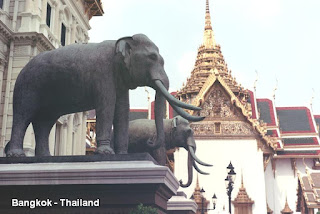 bangkok thailand royal palace