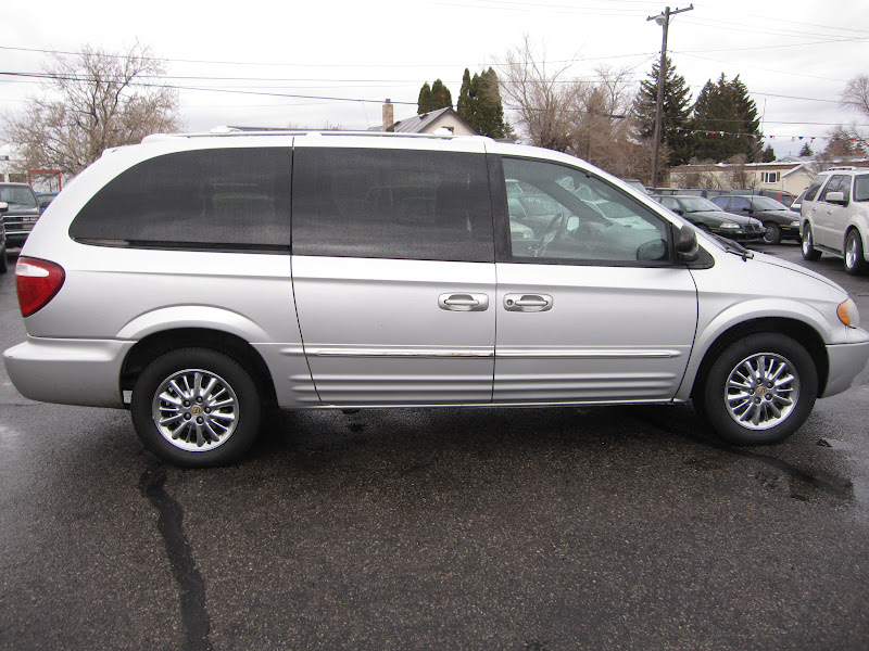 abc auto clinic 2001 chrysler towncountry limited awd