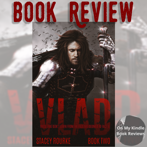 Book review of VLAD (VEILED #2) by Stacey Rourke