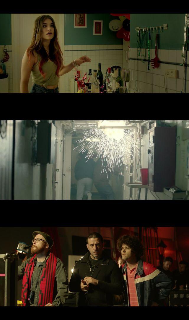 La última fiesta (2016) HD 1080p y 720p Latino