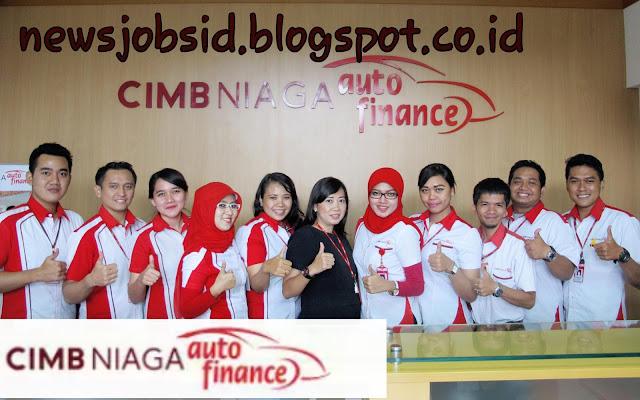 Lowongan Kerja PT CIMB Niaga Auto Finance Hingga April 2017