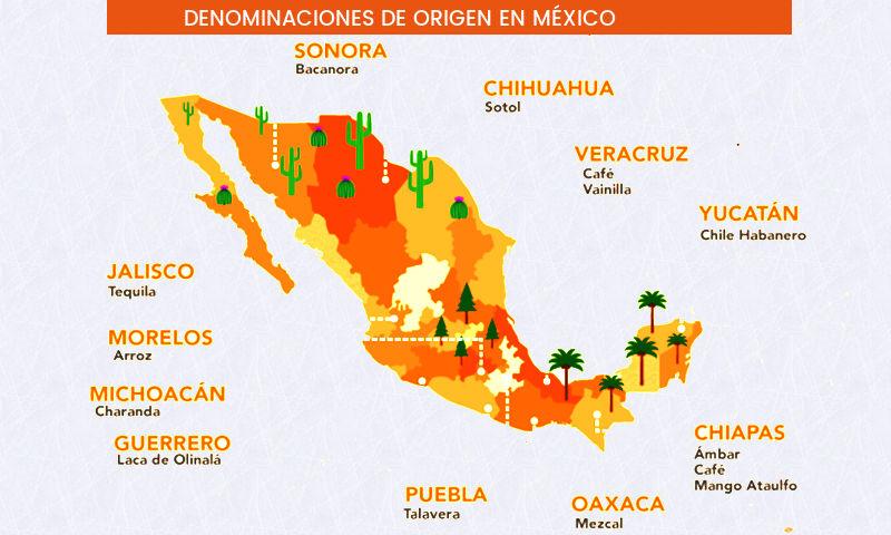 denominacion de origen mexico