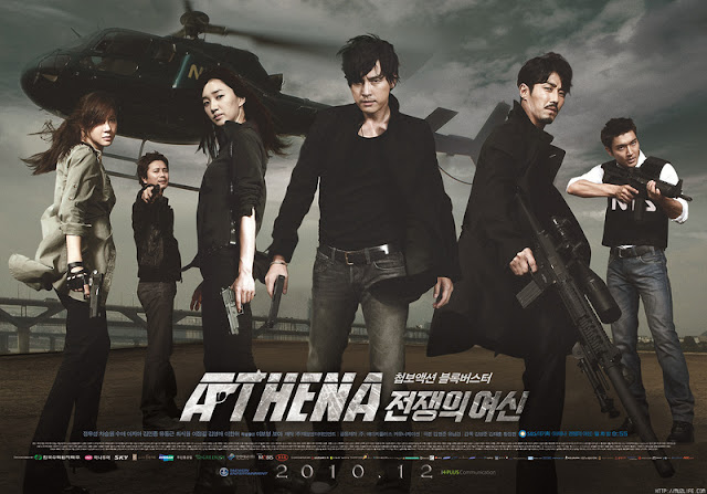 Drama Korea Athena : Goddess Of War Subtitle Indonesia