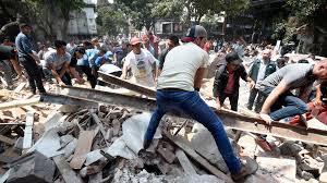 eartquake loss