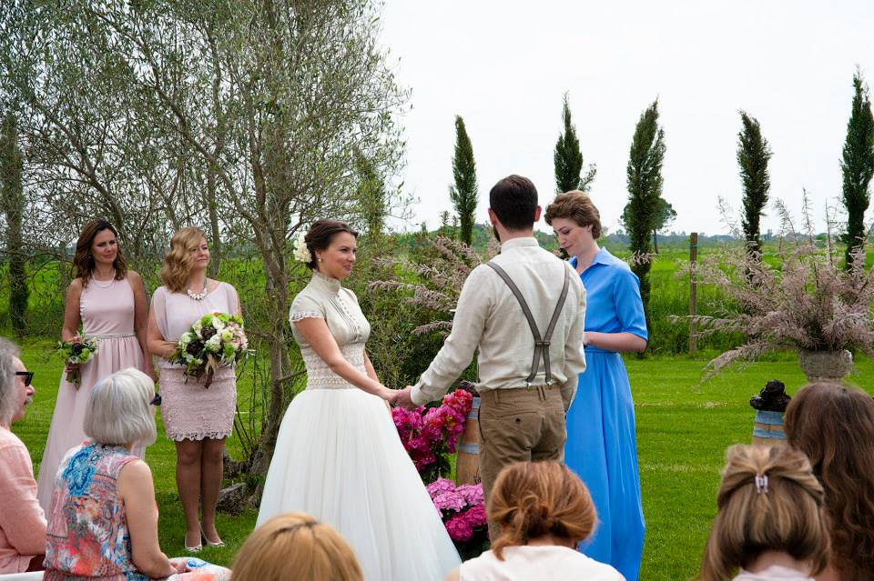 Come Organizzare Un Matrimonio Country Chic : Il matrimonio country chic villa calvo matrimoni ed eventi