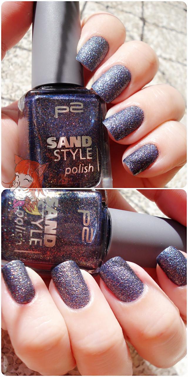 Esmalte P2 Liquid Sand :: Confidential - Resenha