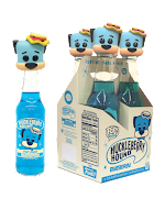 Bottle Toppers Huckleberry Hound
