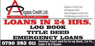 Angaza credit limited loan products