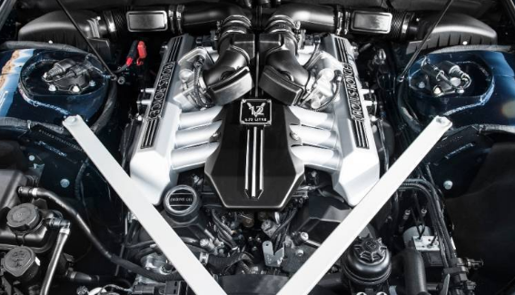Rolls Royce Wraith Redesign