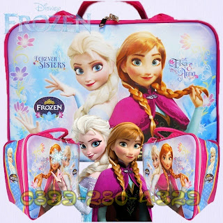 Frozen Travel Bag