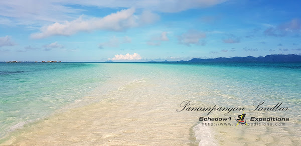 Panampangan Sandbar  - Schadow1 Expeditions