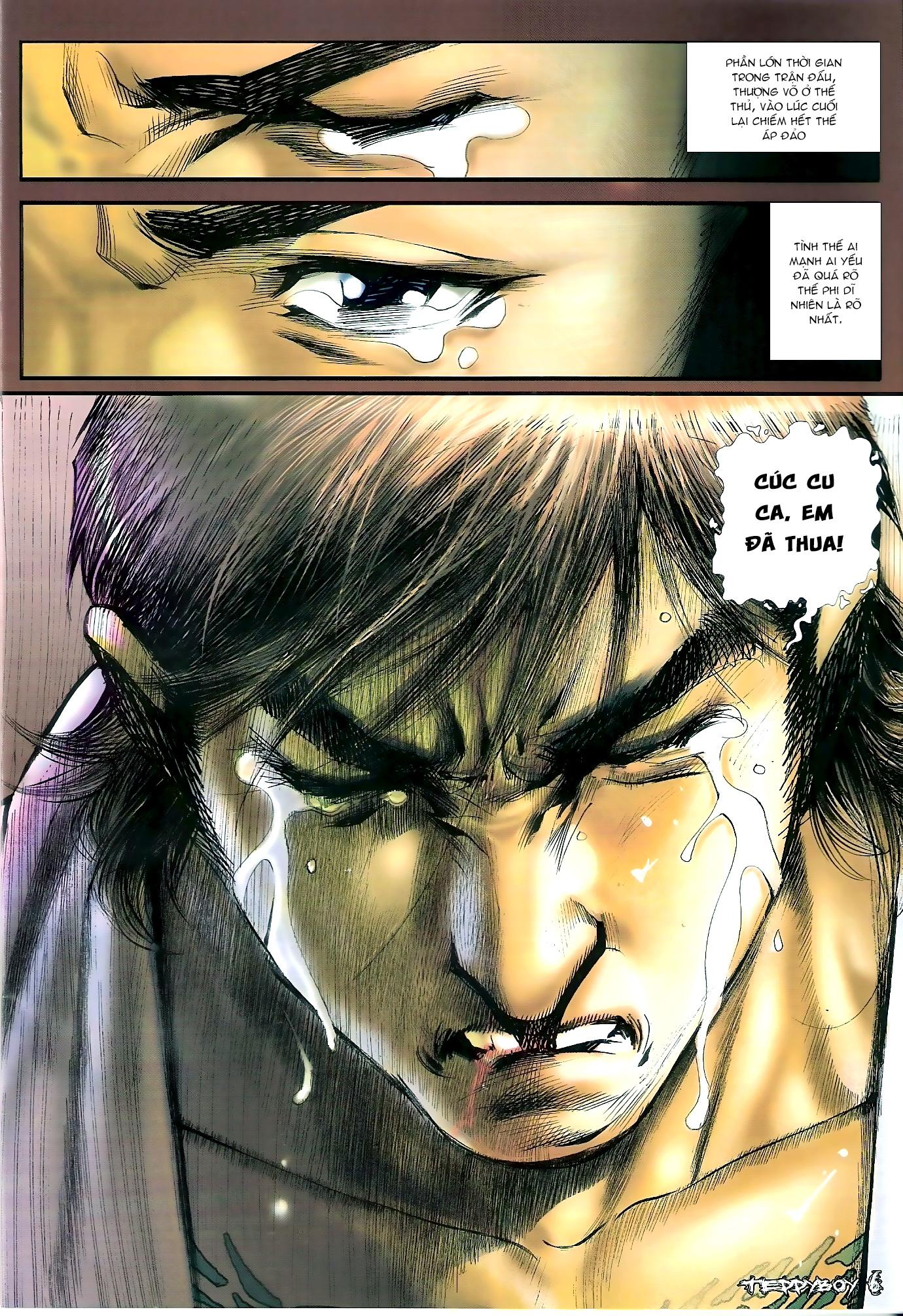 Người Trong Giang Hồ - Chapter 1310: Đừng gạt em nữa - Pic 5