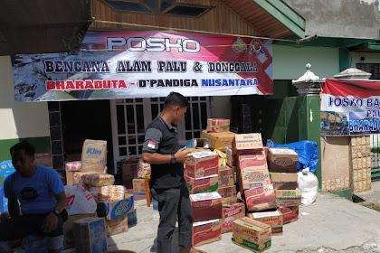 Peduli Bencana, BDN Indonesia Dirikan Posko Bantuan di Palu