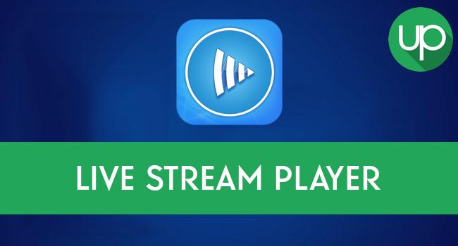 baixar live stream player apk download