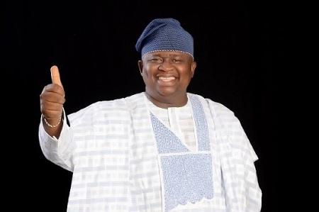 Senator Solomon Olamilekan Adeola