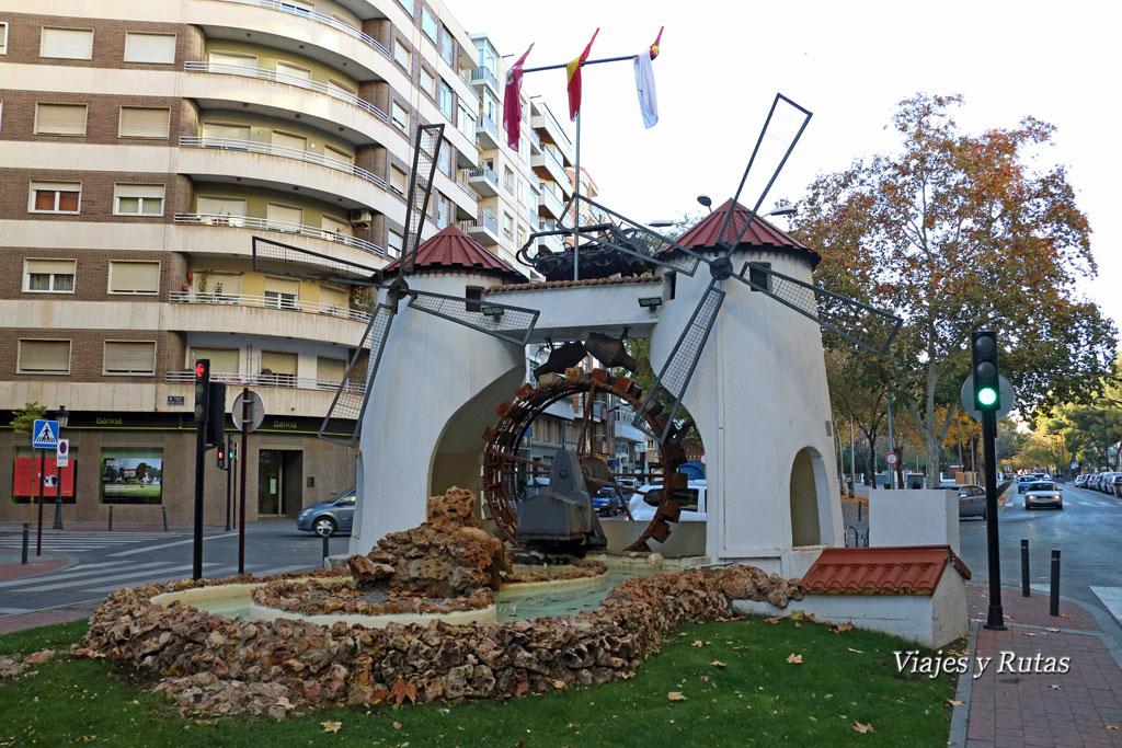 Molino de la feria de Albacete