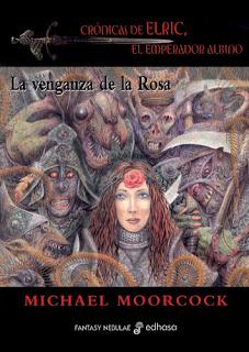 La venganza de la rosa de Michael Moorcock