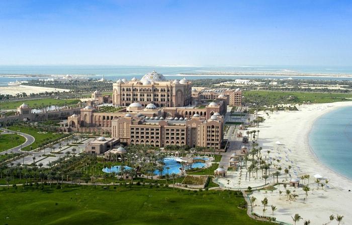 Những điều kỳ thú ở Abu Dhabi -8
