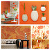 Orange 77 wall color ideas with positive effects