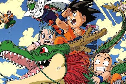 Dragon Ball Episode 001-153 Subtitle Indonesia [Batch]