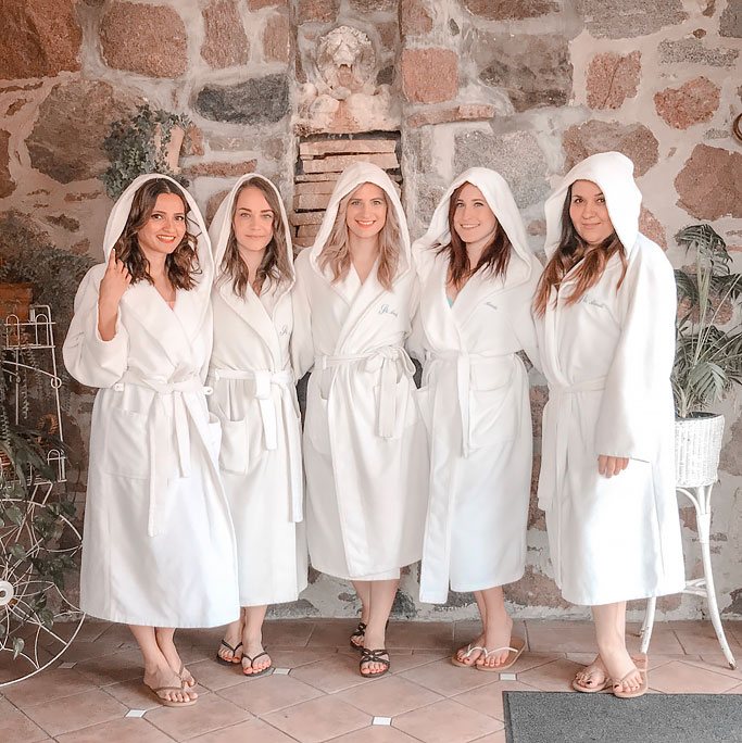 A Review of Ste. Anne's Spa