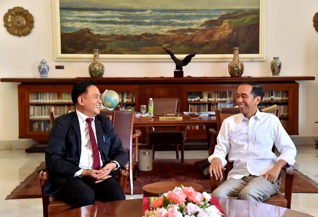 Yusril Beri Isyarat Dukung Jokowi, Caleg PBB Merasa Kena Tipu