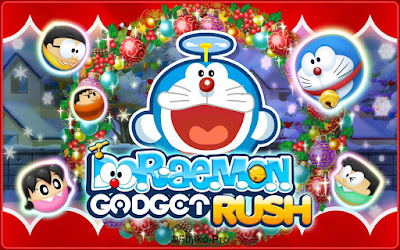 Doraemon Gadget Rush v1.1.0 Mod Apk-screenshot-1