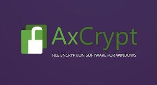 برنامج, AxCrypt, لقفل, وتشفير, الملفات, اخر, اصدار
