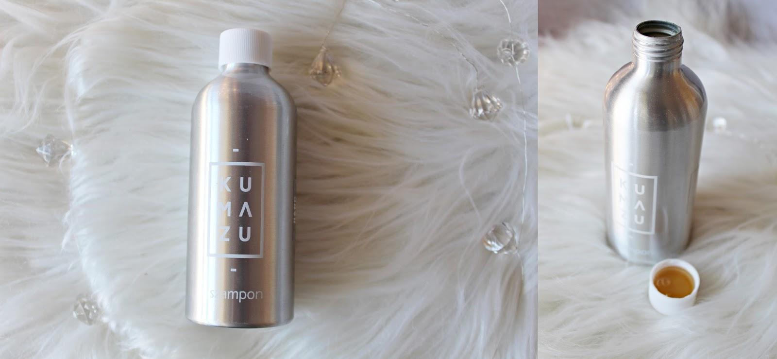 Naturalne kosmetyki do włosów KUMAZU