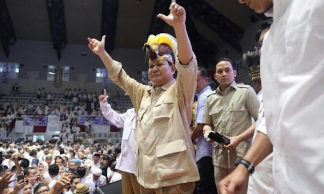 BPN: Pak Jokowi kan Bacanya Komik, jadi Ilmunya Pak Prabowo Jelas Lebih Banyak