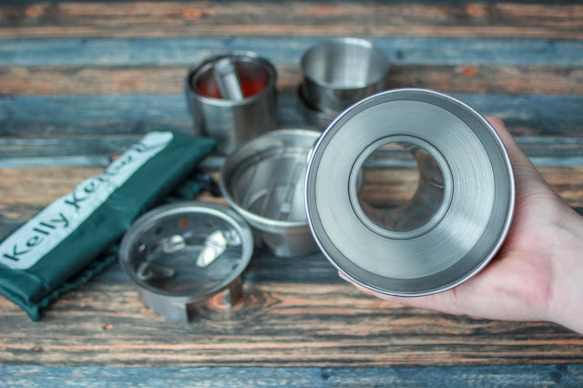 outdoor kocher - kelly kettle - outdoor blog - review test - erfahrungsbericht