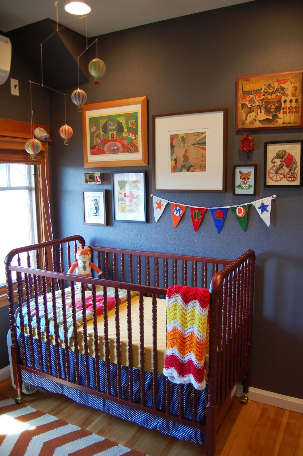 Simple Fancy Fun A Vintage Brody Nursery Bye Bye Beloved