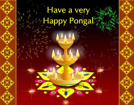 Happy Pongal Wallpapers for whats app