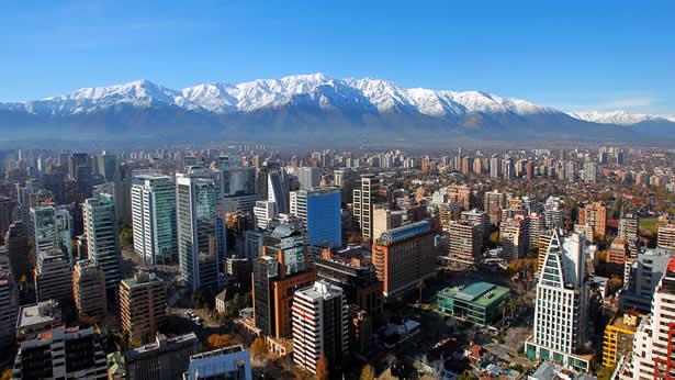 VIDEO SANTIAGO DE CHILE
