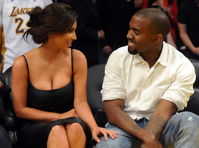 Kim K and Kanye West are not divorcing…