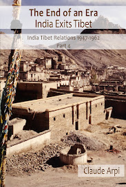 The End of an Era: India Exits Tibet