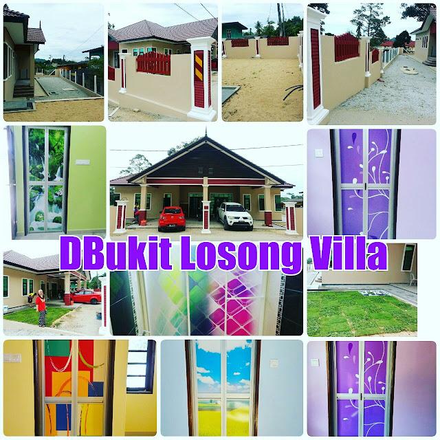 Homestay di Bukit Losong Terengganu