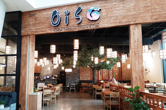 Oiso Korean Traditional Cuisine & Cafe, IOI City Mall