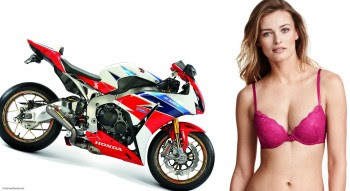 2017 Honda CBR1000RR Fireblade SP with model image