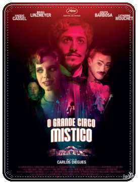 O Grande Circo Místico Torrent (2018) WEB-DL 720p | 1080p Nacional