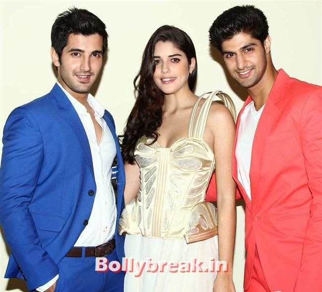Aditya Seal, Izabelle Leite and Tanuj Virwani, Celebs Sizzle in Ramp at Charity Fashion Show of Smile Foundation