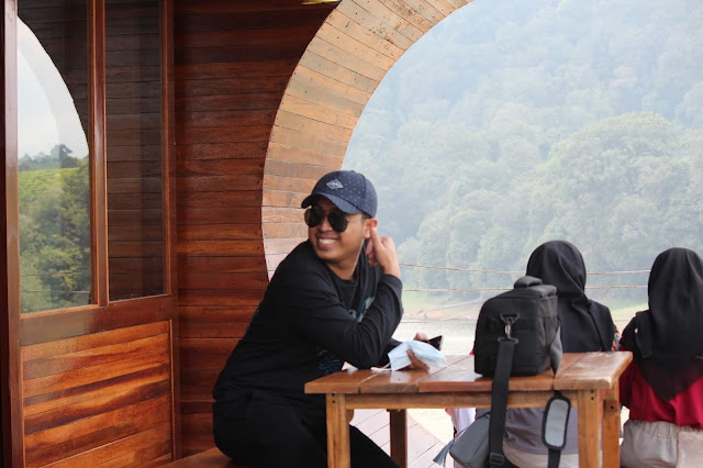 Jadi Baru Kebumen 2018 Tour To Bandung, Best Momen- pinisi resto di situ patenggang bandung
