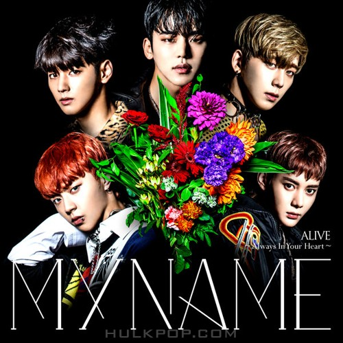 MYNAME – Alive – Always In Your Heart (Special Edition) -Japanese Ver.- (ITUNES MATCH AAC M4A)