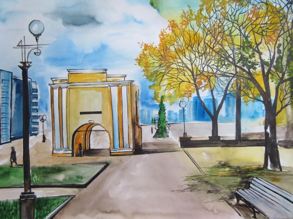 Картинки мой город омск, поздравление марта женщинам