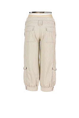 Anthropologie Corduroy Cargos