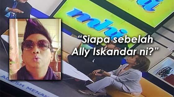 Tarik Hingus Ketika Siaran Langsung, Pengacara MHI Kena Maki Azwan Ali
