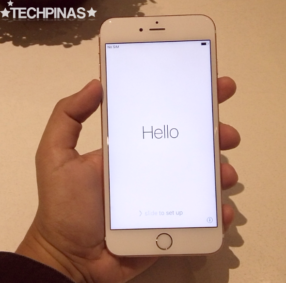 Apple iPhone 6S Plus Philippines