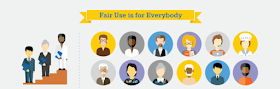Fair use is for everybody
